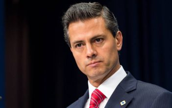 Enrique Peña Nieto. Foto: Wall Street Journal